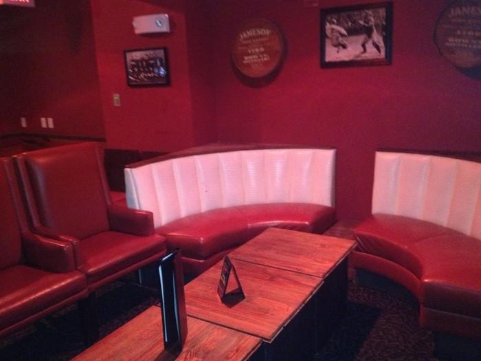 Jameson Man Cave | Tavern on Broad